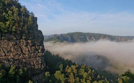 Amazing view to the Teichstein