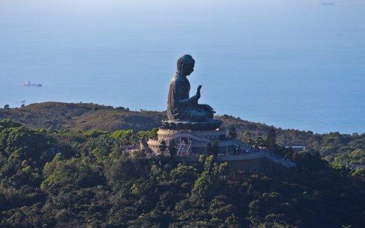 Tian Tan Buddha, Lantau Island