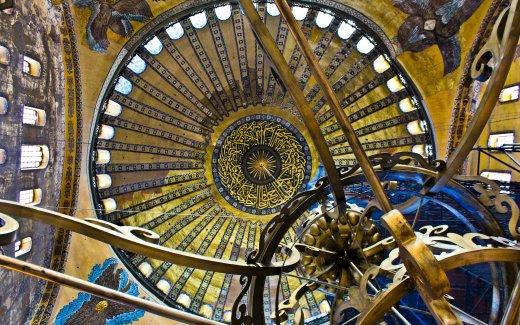 Sky Dome (Hagia Sophia)